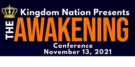 The Awakening Conference tickets