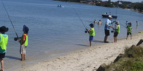 Kids & Families Fishing lesson - Victoria Point tickets