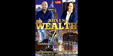 Wealth Talk tickets