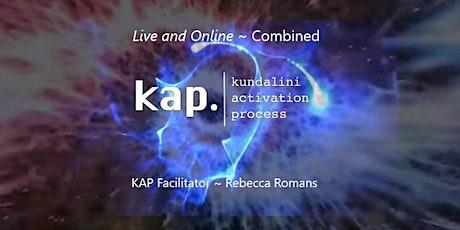 Live & Online Hybrid~ KAP | Kundalini Activation Process in NEWTOWN* Sydney tickets