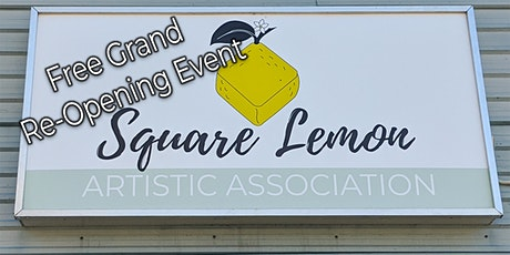 Square Lemon Open Day tickets