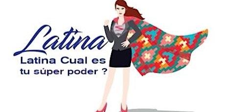 Latina cual es tu super poder, NOVIEMBRE tickets
