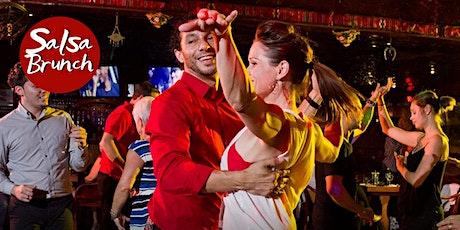 Salsa Brunch, Dance Class & Live Band tickets