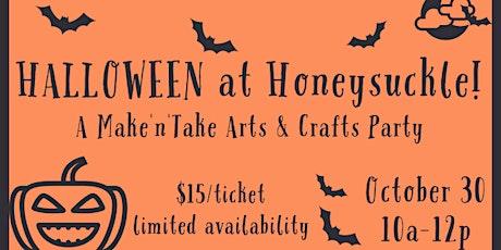 Halloween at Honeysuckle tickets