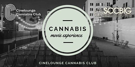 SCCBIG October Holiday Party at Cinelounge Cannabis Club tickets