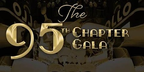 The Harlem Alphas 95th Chapter Anniversary Gala tickets