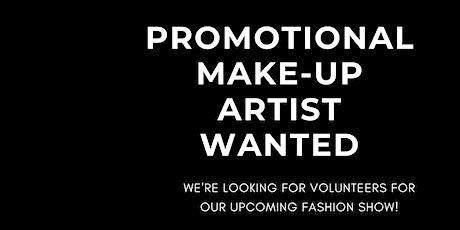 "Makeup Artist Casting Call  ""Fashion Show Event"" tickets"