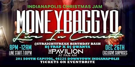 MoneybaggYo Concert! Christmas Jam (Indianapolis) tickets