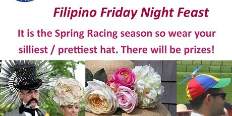 Filipino  BBQ and Funny hats! tickets