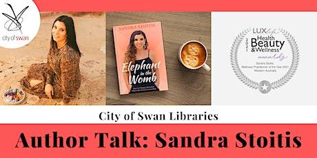 Author Talk with Sandra Stoitis (Ballajura) tickets
