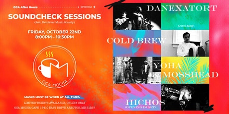 OCA After Hours presents Soundcheck Sessions (feat. RMS) tickets