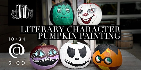 Pumpkin Painting @ Fiction Beer Company tickets