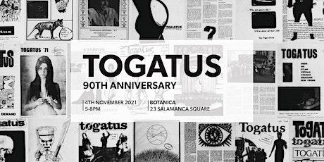 Togatus 90th Anniversary Celebration tickets