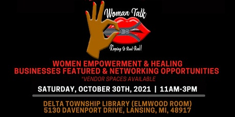 Woman Talk Podcast Live Event tickets