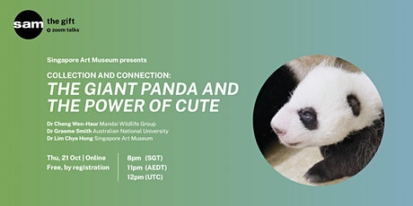COLLECTION AND CONNECTION: The Giant Panda and The Power of Cute tickets
