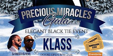 PRECIOUS MIRACLES GALA at Indian Springs tickets