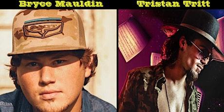 TRISTAN TRITT & BRYCE MAULDIN YOUNG GUNS OF COUNTRY & ROCK tickets
