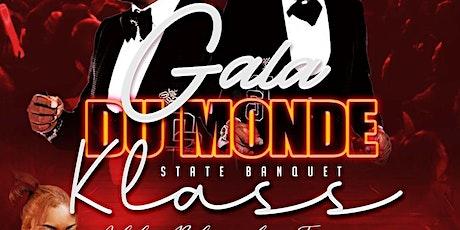 Gala Du Monde tickets