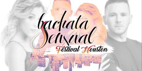 Bachata Sensual Festival Houston 2022 tickets
