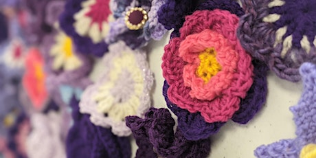 Busy Bee Sewing - Purple Road Flowers tickets
