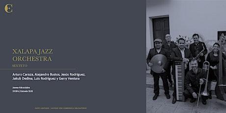 Xalapa Jazz Orchestra | Sexteto entradas