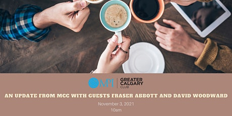 MPI Coffee Chat - Update from Meetings and Conventions Calgary tickets