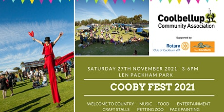 Cooby Fest 2021 Stall Holder Registration tickets