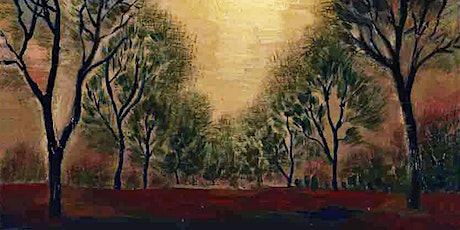 Landscape Trees, Adults Acrylic Painting Class tickets