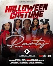 Bakadi Halloween Costume Party tickets