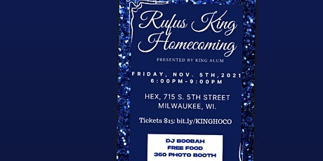 R.K. Unofficial Homecoming Gala tickets