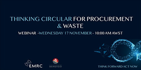 Thinking Circular for Procurement and Waste tickets