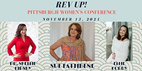 REV UP!  Women's Conference ~  Thrive in God's Design for Your Life tickets