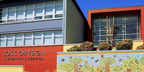 Jose Ortega Elementary School Tours tickets