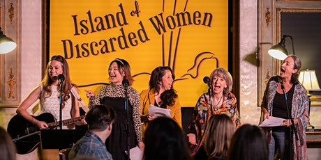 Island of Discarded Women - LIVE - in the Lounge at the Woman's Club tickets