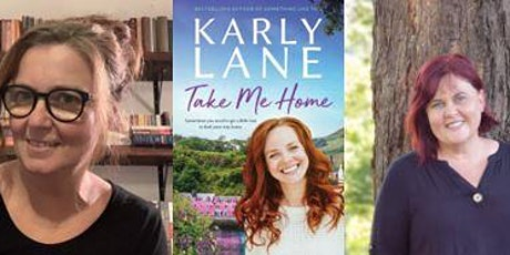 Kim Kelly in conversation with Karly Lane at Orange City Library tickets