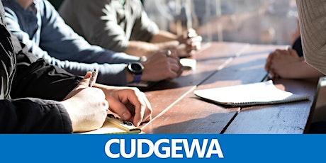 Cudgewa Community Emergency Management Plan Workshop 2 tickets