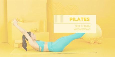 FREE Serotonin Pilates tickets