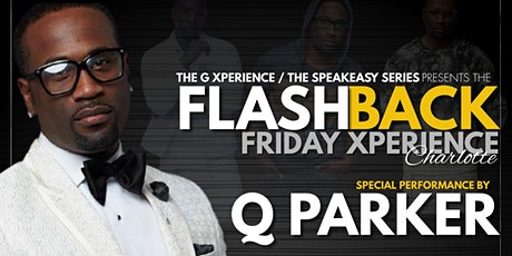 Q PARKER of 112 - Performing Live at The Tavern Charlotte! #FBF tickets