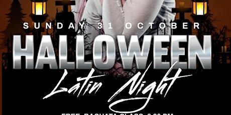 Halloween Latin Party tickets