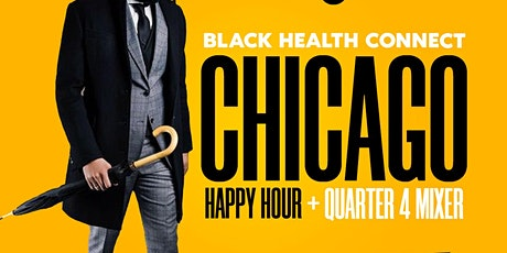Black Health Connect: CHI - Q4 Mixer tickets