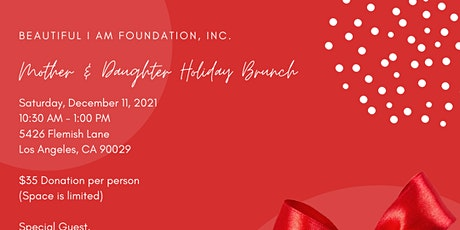 BIA Mother and Daughter Holiday Brunch tickets