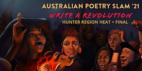 Australian Poetry Slam Hunter Heat & Final tickets