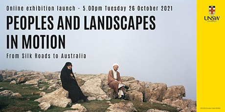 Peoples and Landscapes in Motion: from Silk Roads to Australia tickets