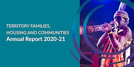TFHC Annual Report 2020-21 (Darwin 2) tickets