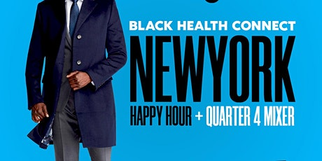 Black Health Connect: NYC - Q4 Mixer tickets