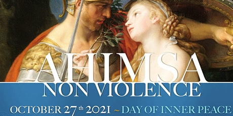 Day of Inner Peace 2021 Online Celebration tickets
