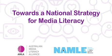 Towards a Media Literacy Strategy for Australia: LUNCHTIME ONLINE EVENT tickets