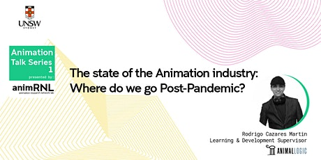 Animation Talk Series - Animal Logic tickets