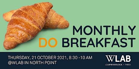 Monthly DO Breakfast - Green Cities tickets