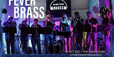 Island Fever Brass @ Nextdoor tickets